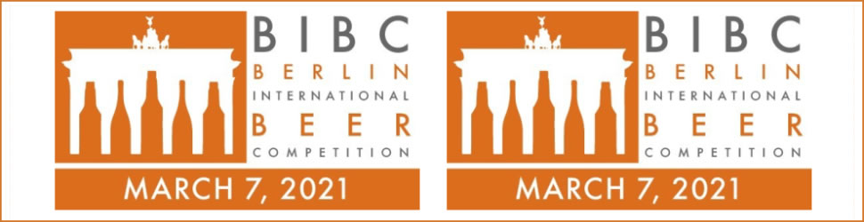 Berlin International Beer Competition March 7, 2021