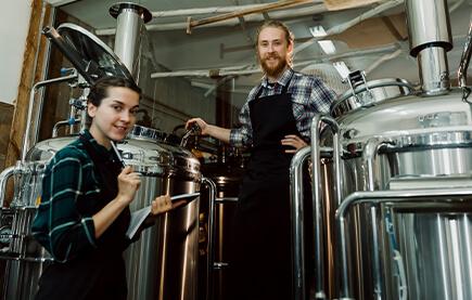 beer brewers