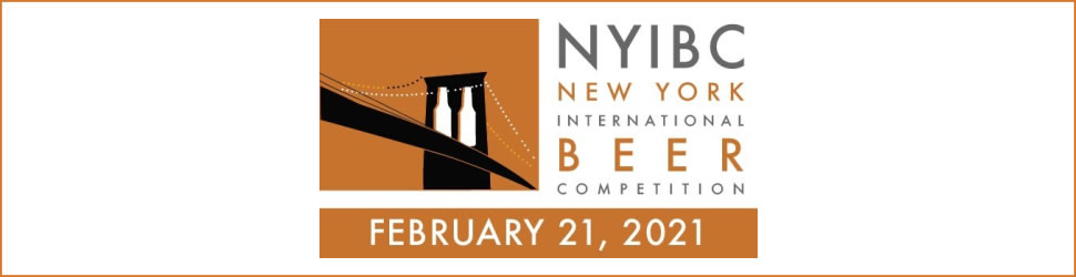 New York International Beer Competition February 21, 2021